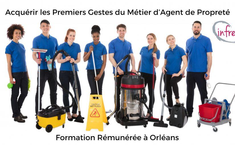 Formation propreté à Orléans