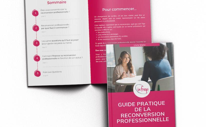 livre blanc reconversion pro