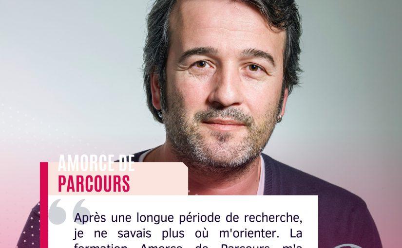 """INFREP - Témoignage de la formation """"Amorce de Parcours"""""""